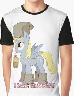 Derpy Bakes Muffinz Graphic T-Shirt