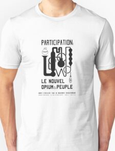 New Opium for the People Unisex T-Shirt
