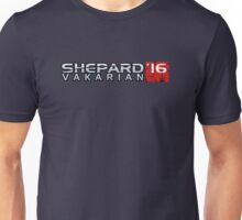 Shepard - Vakarian '16 Unisex T-Shirt