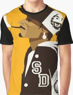 Big Snoop Graphic T-Shirt