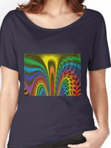 Flourishing Rainbow Women's Relaxed Fit T-Shirt
