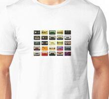 Musicassette Unisex T-Shirt