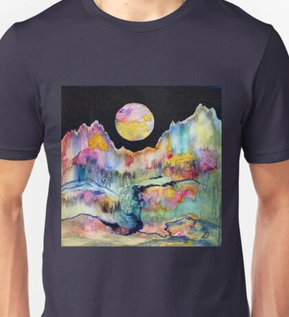 World Series C-1 Night Moon Unisex T-Shirt