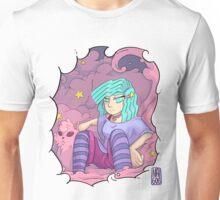 Eli and The Cosmic cat. Unisex T-Shirt