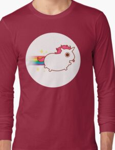Super Cute Unicorn  Long Sleeve T-Shirt