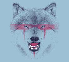 Wolfpaint Kids Tee