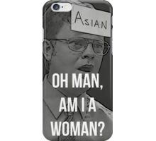Dwight the Office iPhone Case/Skin