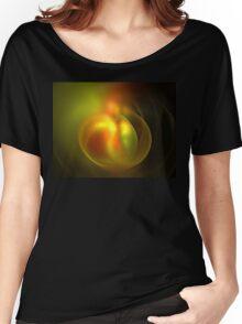 Autumn Peach Women's Relaxed Fit T-Shirt