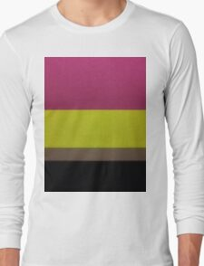 Flag 1 Long Sleeve T-Shirt