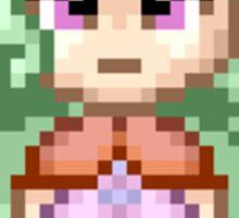 Pastel Pixel Elf Sticker