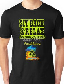 Sit Back And Relax In Grenada Unisex T-Shirt