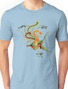 Asian Art Chinese Phoenix Unisex T-Shirt
