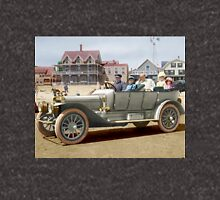 Coloriee Autry Family in a Winton Touring Car circa 1915 Unisex T-Shirt