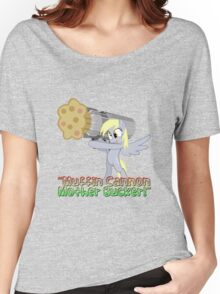 Muffin Cannon Women's Relaxed Fit T-Shirt