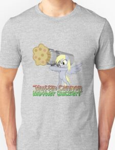 Muffin Cannon Unisex T-Shirt