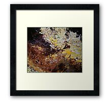 And You Came Anyway Framed Print