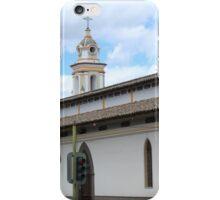 Atuntaqui Church iPhone Case/Skin