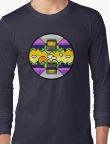 Front and back trip Long Sleeve T-Shirt