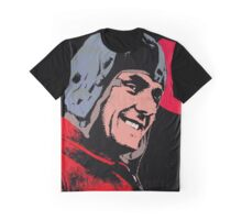 Vladimir Komarov Graphic T-Shirt
