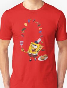 Spongebob and Krabby Patties T-Shirt