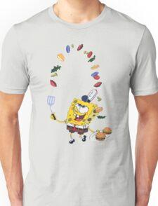 Spongebob and Krabby Patties Unisex T-Shirt