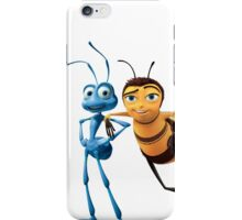 Bee Movie X A Bug's Life iPhone Case/Skin