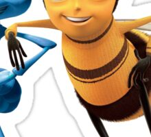 Bee Movie X A Bug's Life Sticker