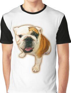 Fun Lovin' Bulldog! Graphic T-Shirt