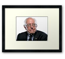 Bernie Sanders Framed Print
