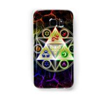 power,wisdom,awesomeness  Samsung Galaxy Case/Skin