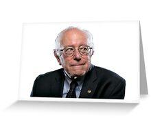 Bernie Sanders Greeting Card