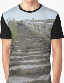 Stairway Graphic T-Shirt