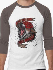 FEED YOURSELF Men's Baseball ¾ T-Shirt