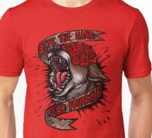 FEED YOURSELF Unisex T-Shirt