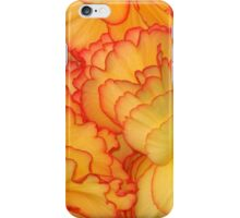 Soft Petal Pattern Abstract iPhone Case/Skin