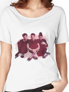 LANY Pink Watercolor Women's Relaxed Fit T-Shirt