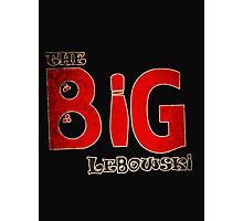 Big Lebowski Dude Photographic Print
