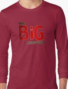 Big Lebowski Dude Long Sleeve T-Shirt