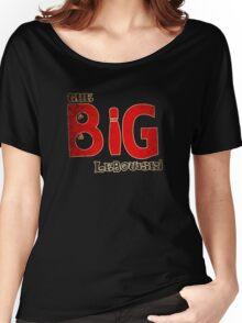 Big Lebowski Dude Women's Relaxed Fit T-Shirt