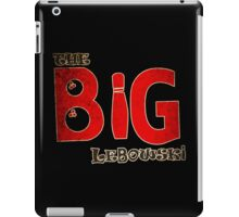 Big Lebowski Dude iPad Case/Skin