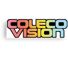 Colecovision Classic Video Games  Canvas Print