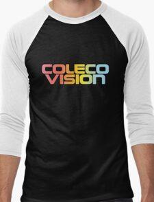 Colecovision Classic Video Games  Men's Baseball ¾ T-Shirt