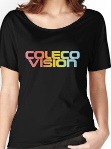 Colecovision Classic Video Games  Women's Relaxed Fit T-Shirt
