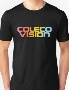 Colecovision Classic Video Games  Unisex T-Shirt