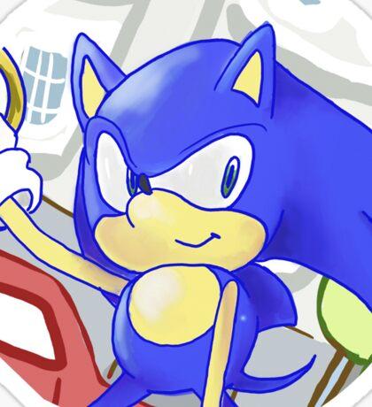 Sonic the Hedgehog Sticker Sticker
