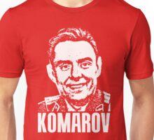 Vladimir Mikhailovich Komarov-Voskhod 1 Unisex T-Shirt