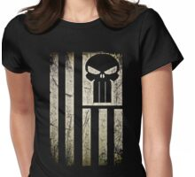American Warrior  Womens Fitted T-Shirt