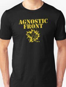 Agnostic front T-Shirt