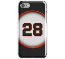 28 - Buster iPhone Case/Skin