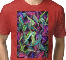 Pastels - Leaf Litter 4 Tri-blend T-Shirt